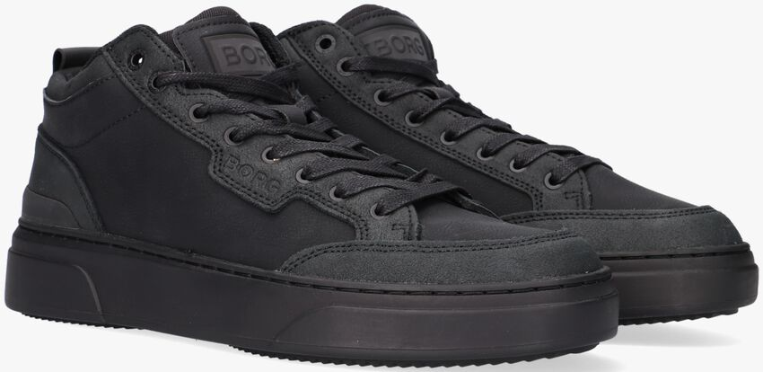 Zwarte BJORN BORG Lage sneakers T1900 MID TNL  - larger