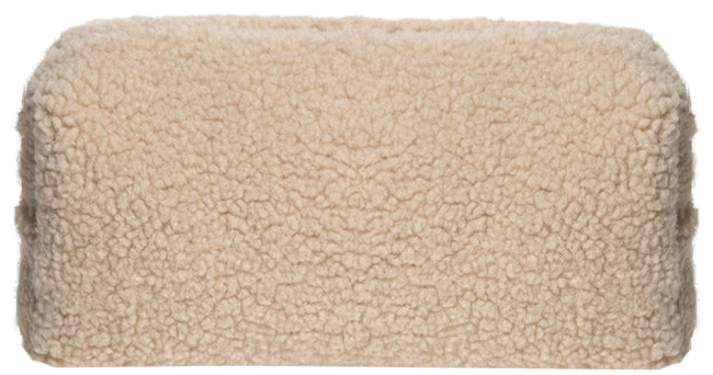 Beige STUDIO NOOS Etui CHUNKY POUCH  - large