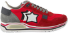 Rode ATLANTIC STARS Sneakers SHAKA  - small