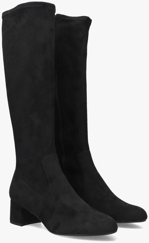 Zwarte UNISA Hoge laarzen LARTI  - larger