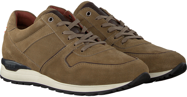 Taupe GREVE Lage sneakers FURY  - large