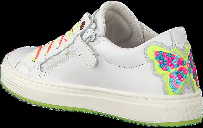 Witte BANA&CO Sneakers 45520 eMBNEKfU