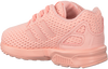 Roze ADIDAS Sneakers ZX FLUX KIDS  - small