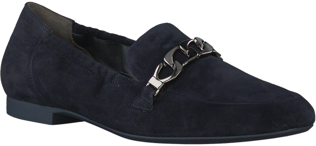 Blauwe PAUL GREEN Loafers 1072  - large