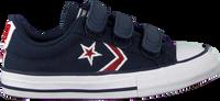 Blauwe CONVERSE Lage sneakers STAR PLAYER 3V OX KIDS  - medium