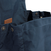 Blauwe FJALLRAVEN Rugtas FOLDSACK - small