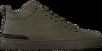 Groene BLACKSTONE Hoge sneaker SG19  - medium