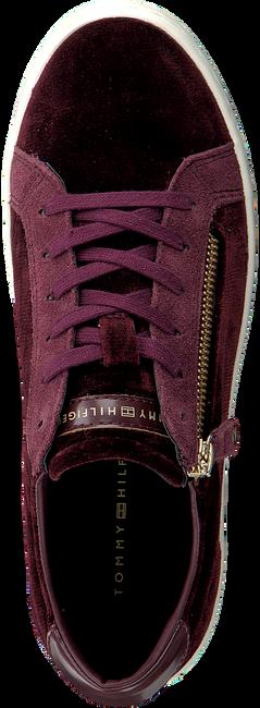 Rode TOMMY HILFIGER Sneakers J1285UPITER 2Z  - large