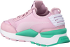 Witte PUMA Sneakers RS-0 PLAY DAMES - small
