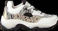 Witte BRAQEEZ Lage sneakers BIBI BALE  - medium