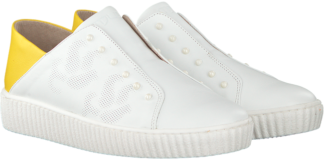 Witte MJUS Slip-on sneakers  685105  - large