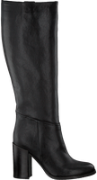 Zwarte NOTRE-V Lange laarzen AH73  - medium