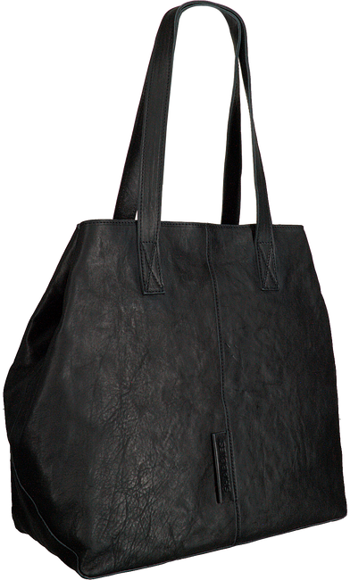 Zwarte SHABBIES Shopper 282020029  - large