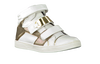 Witte BULLBOXER Sneakers 13AEF5382  - small
