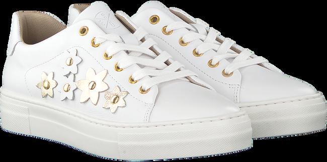 Witte BULLBOXER Sneakers AIC001 - large