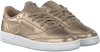 Gouden REEBOK Sneakers CLUB C 85 WMN  - small