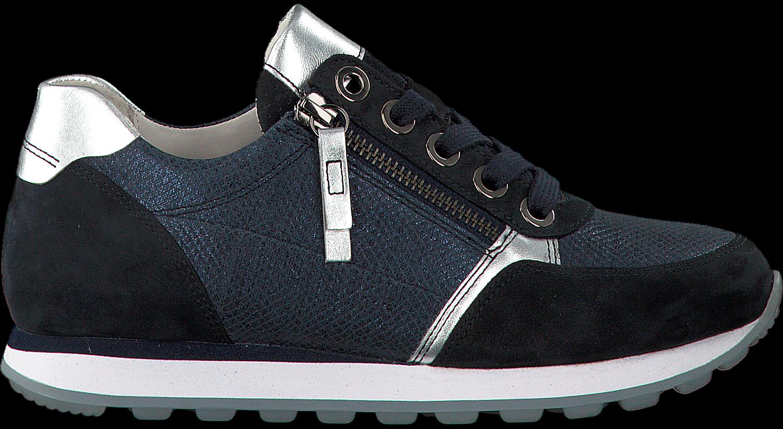 7e64c531f38 Blauwe GABOR Sneakers 335 - Omoda.nl