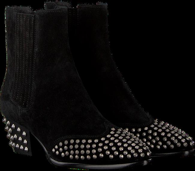 Zwarte ASH Chelsea Boots HOOK - large
