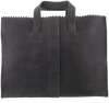 Zwarte MYOMY Laptoptas BUSINESS BAG - small