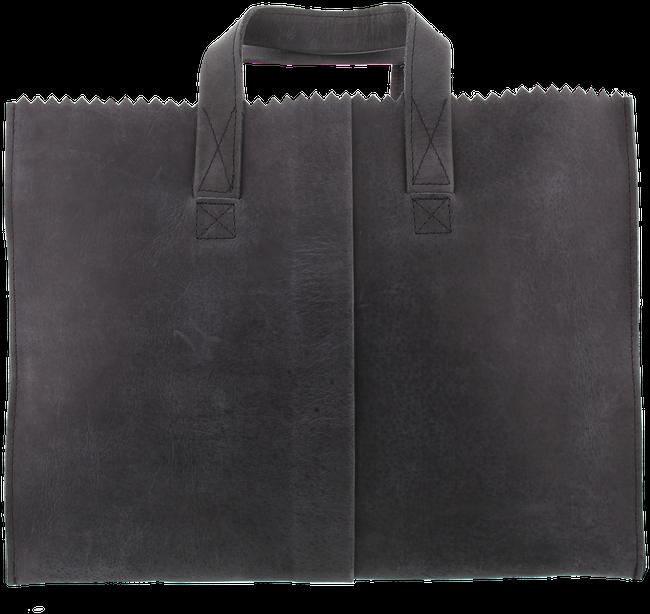 Zwarte MYOMY Laptoptas BUSINESS BAG - large