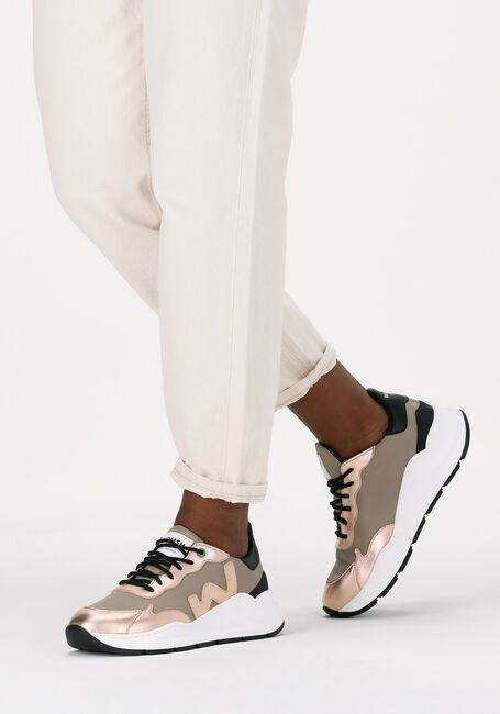 Beige WOMSH Lage sneakers WAVE  - large