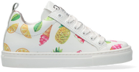 Witte GIGA Lage sneakers G3717  - medium