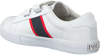 Witte POLO RALPH LAUREN Sneakers GEOFF EZ  - small