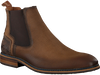 Cognac BRAEND Chelsea boots 24601 - small
