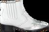 Witte TORAL Enkellaarsjes 10602  - small