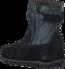 Blauwe CLIC! Lange laarzen CL8841  - small