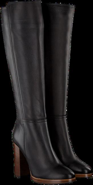 Zwarte NOTRE-V Lange laarzen ELISA2  - large