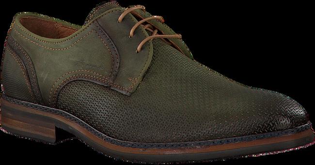 Groene BRAEND Nette schoenen 15545  - large