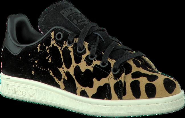 Zwarte ADIDAS Sneakers STAN SMITH DAMES  - large