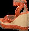 Oranje UNISA Sandalen MONTEA  - small