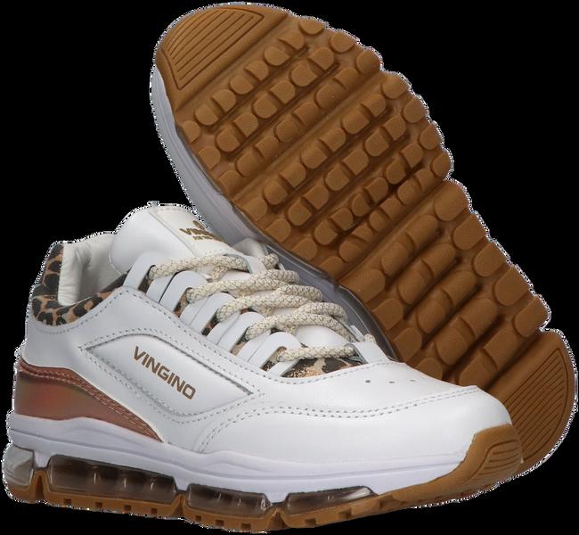 Witte VINGINO Lage sneakers FENNA II  - large