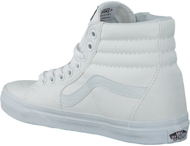 Witte VANS Sneakers SK8-HI WOMEN  - large