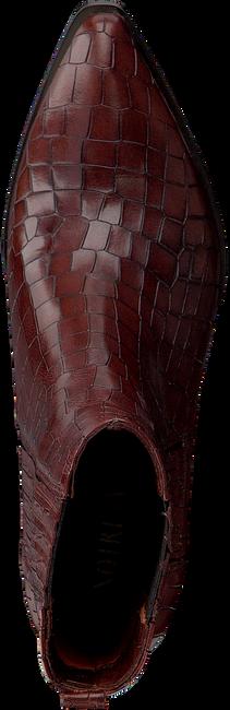 Bruine NOTRE-V Enkellaarsjes 05A-201  - large