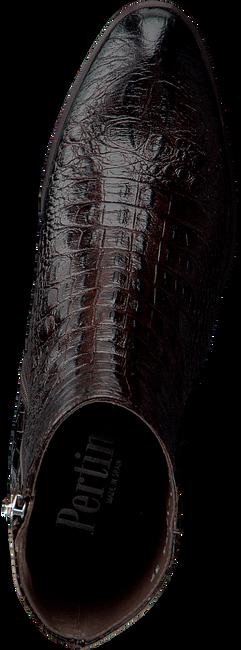 Bruine PERTINI Enkellaarsjes 16170 - large
