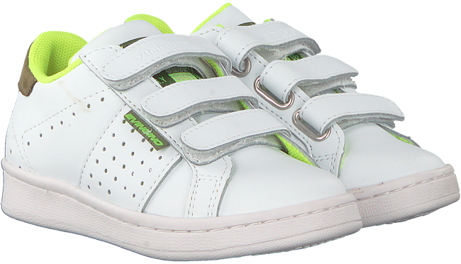 Witte VINGINO Sneakers MACE VELCRO - large