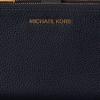 Blauwe MICHAEL KORS Portemonnee DBLZP WRISTLET - small