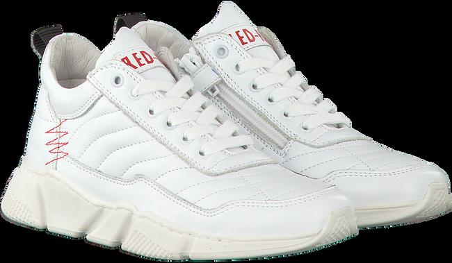 Witte RED-RAG Sneakers 15293  - large