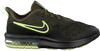 Groene NIKE Sneakers AIR MAX SEQUENT 4  - small