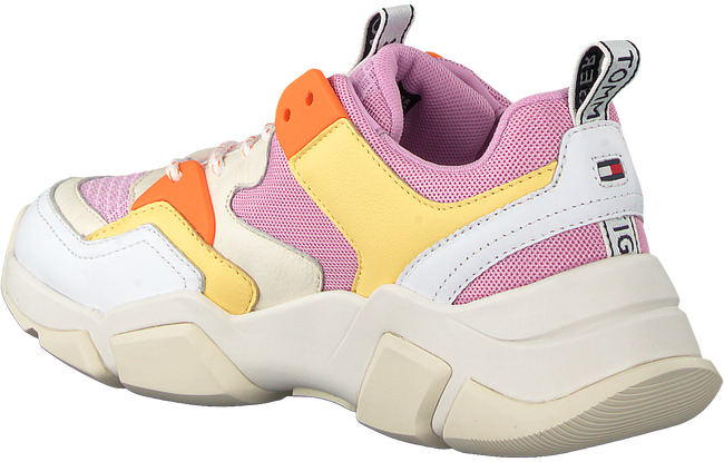 Roze TOMMY HILFIGER Sneakers CHUNKY LIFESTYLE WMN - large