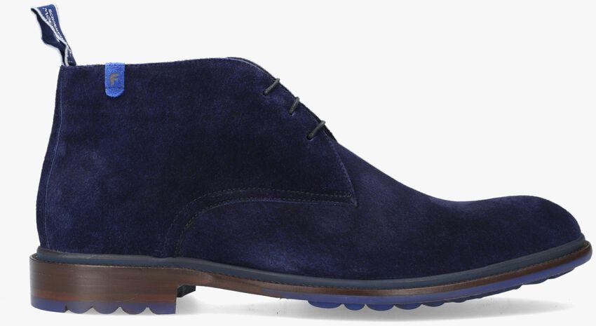 Blauwe FLORIS VAN BOMMEL Nette schoenen 20094  - larger