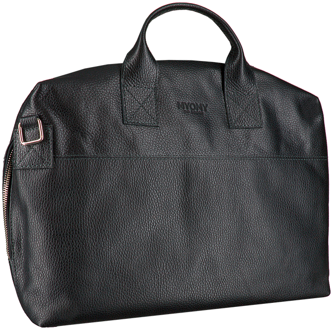 Zwarte MYOMY Laptoptas MY PHILIP BAG BUSINESS  - large