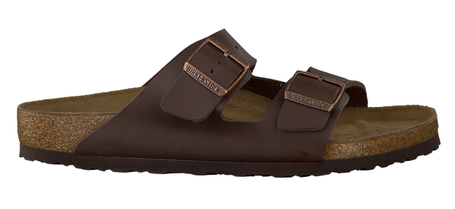 Bruine BIRKENSTOCK PAPILLIO Slippers ARIZONA HEREN