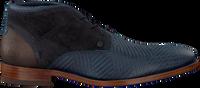 Blauwe REHAB Nette schoenen SALVADOR ZIG ZAG - medium