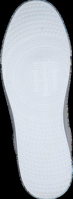 Witte TOMMY HILFIGER Sneakers ICONIC METALLIC ELASTIC SNEAKE  - large