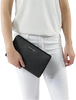 Zwarte MICHAEL KORS Clutch LG CROSSBODY CLUTCH - small