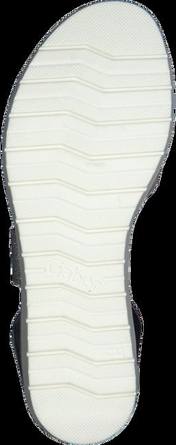 Zilveren GABOR Sandalen 572  - large